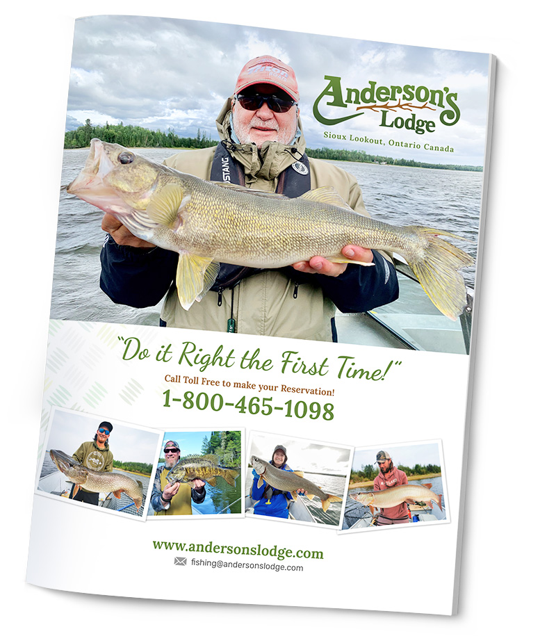 Anderson'd Lodge Brochure