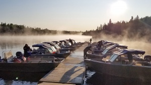Walleye Fishing in Ontario