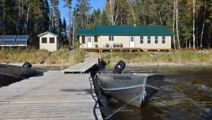 Pickerel Narrows Outpost