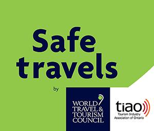 Safe Travel Stamp